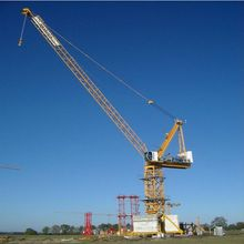 Alibaba used high quality construction tower crane price on sale