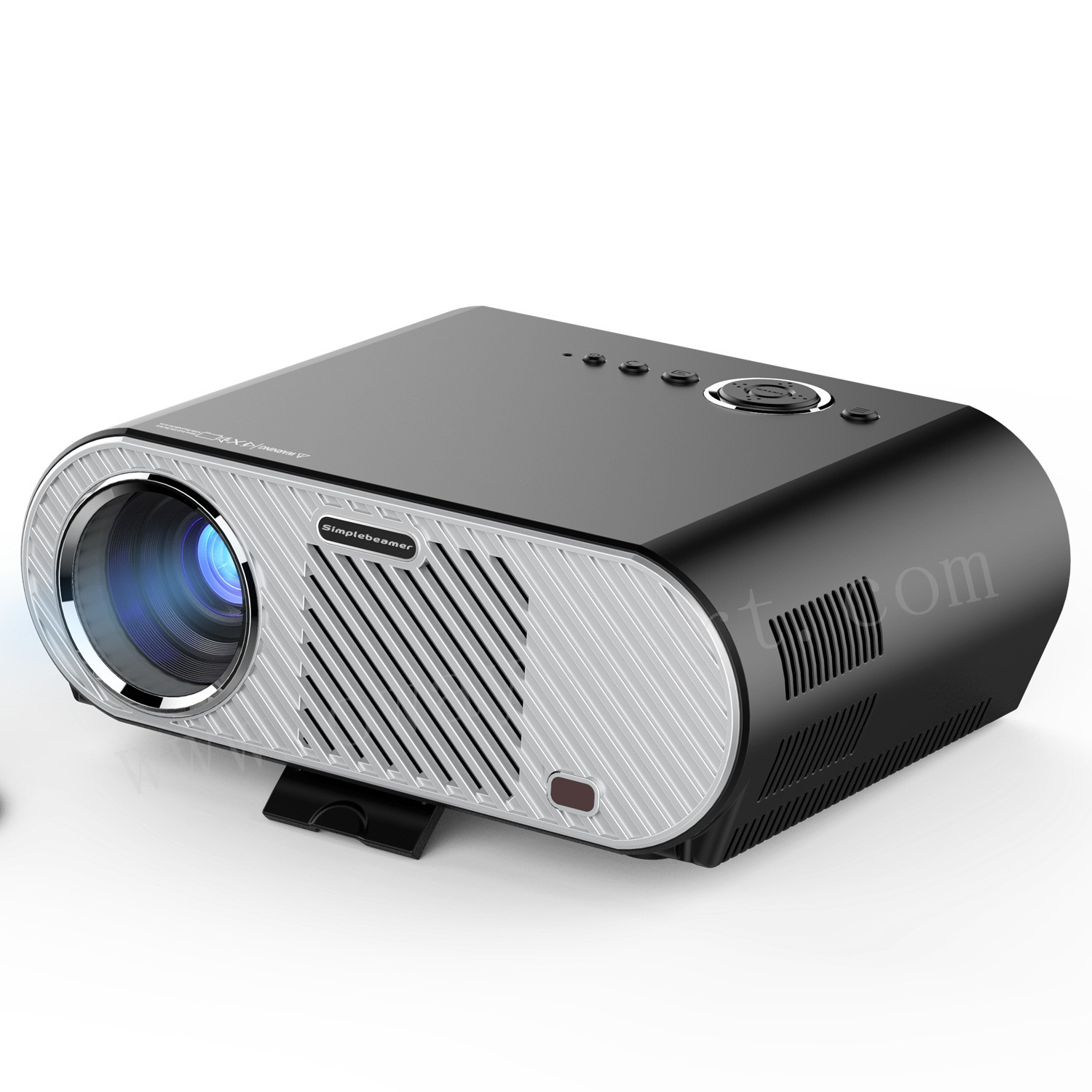 Lowest Price Best MINI LCD Projector 2200Lumens for home theatre system