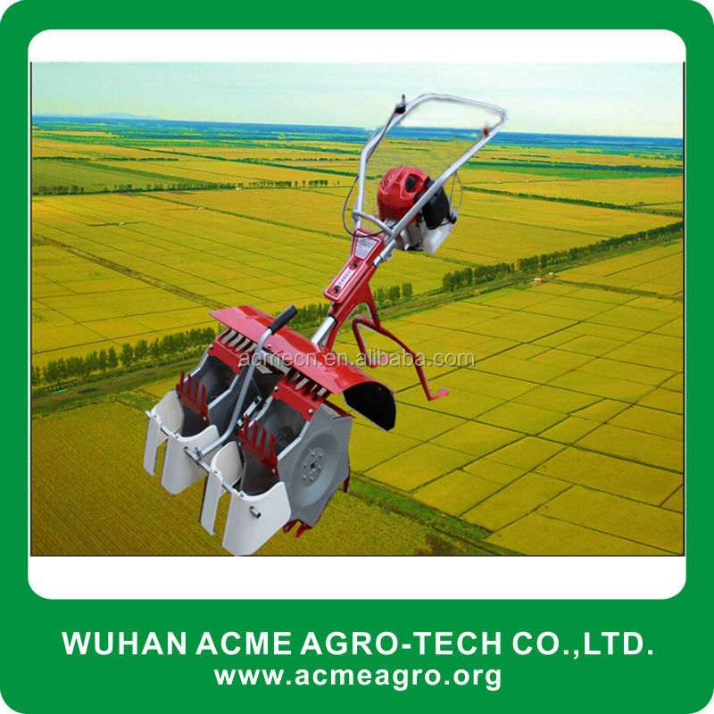 Hot Sale Mini Weeder Rice Paddy Weed Removing Machine | portable mini rice weeder for sale