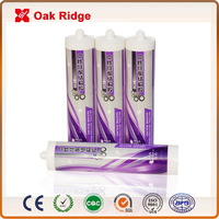 oem gasket maker door adhesive Glass acetic silicone sealant factory