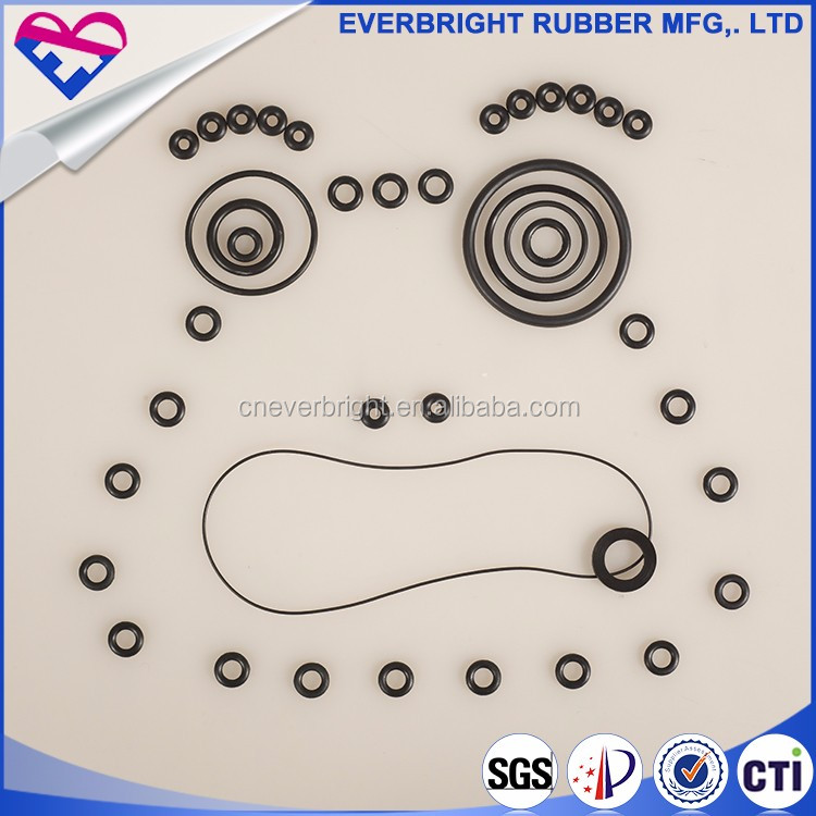 Good wear resistance O ring gasket material