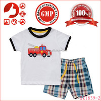 2015 cheap kid clothes for baby boys fashion kids name branded cater clothing cheap wholesale boys clothes