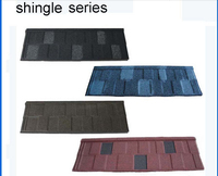 Classic Modern Lightweight Classic Modern Lightweight Colorful Stone Coated Metal Roofing Tiles Supplier