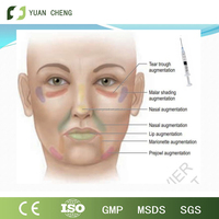 Hydrogel Injection With Kit Derma Filler
