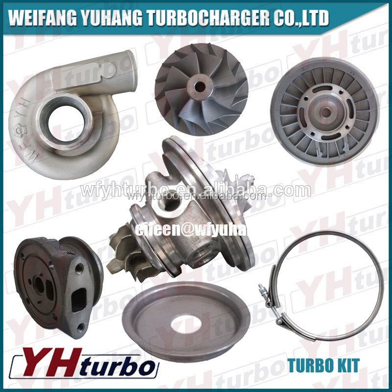 turbo repair kit for supercharger use