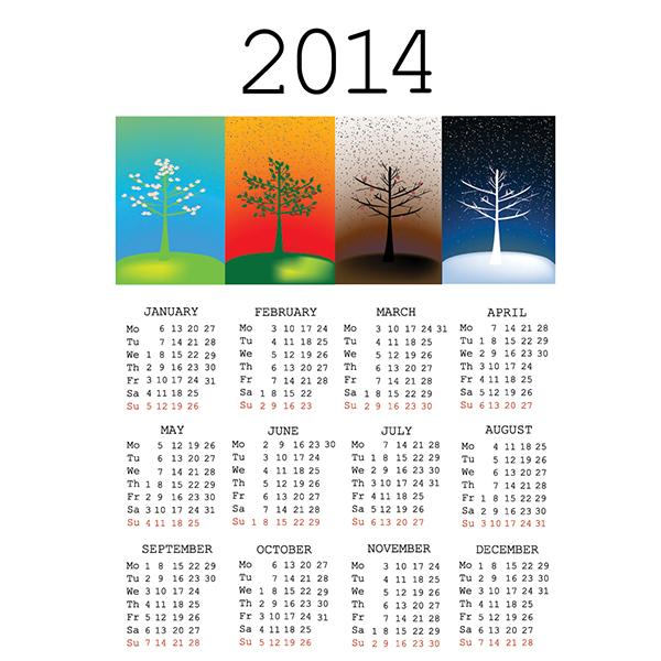 2015 Custom Wall Calendar Printing Buy Custom Wall