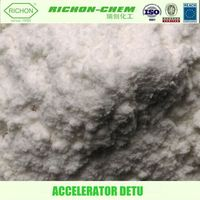 China Manufacturer Rubber Additive Chemical Auxiliary Agent CAS NO.105-55-5 Chemicals Formulas C5H12N2S Rubber Accelerator DETU