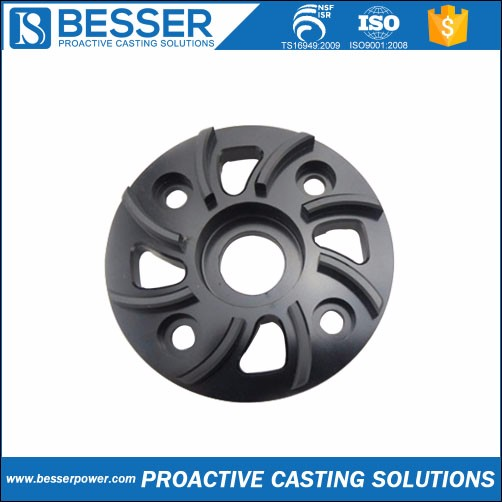 1.4304 stainless steel Q345A casting steel 50Mn2 steel wax casting electric tricycle hub motor