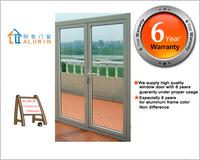 Australia Standard Thermal break aluminum casement door