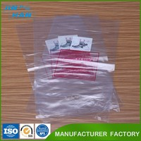Direct Factory PO PE Material Durable Bag Plastic Packaging for Clothing