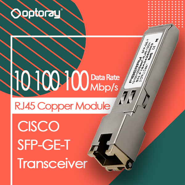 1.25G Cisco compliant GLC-T SFP 10/100/1000base-T module 100m rj45 copper