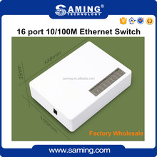 10/100M 16 port 2 Layers computer networking ethernet switch
