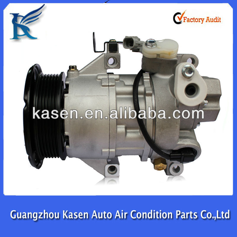 Brand new Denso 5ser09c <strong>compressor</strong> for toyota factory in Guangzhou