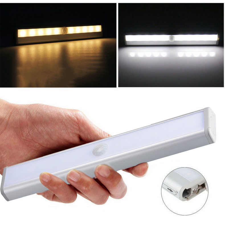 Forecum Brand Led Plastic Cover Under Cabinet Light For Kitchen