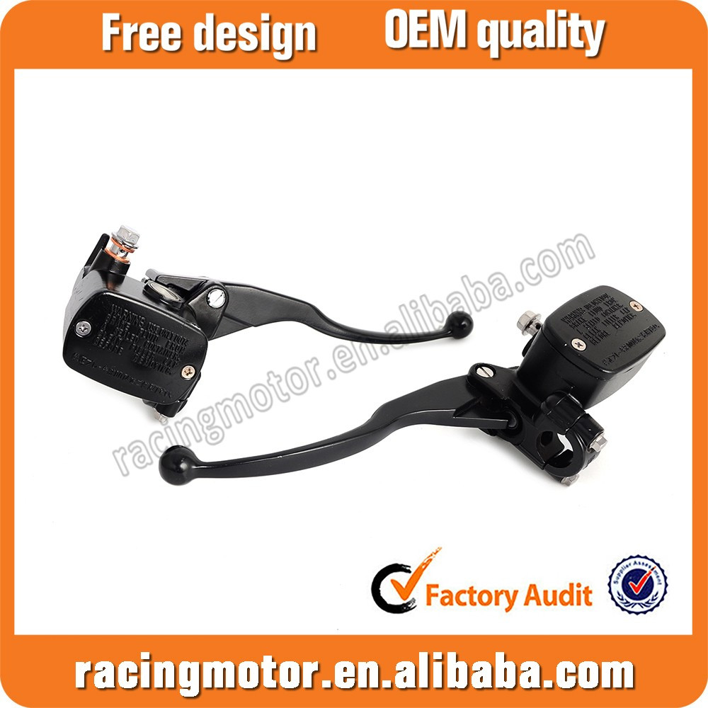 Left & Right Brake Clutch Levers w/ Master Cylinder For Yamaha XP500 T-MAX500 2001 2002 2003 2004 2005-2013