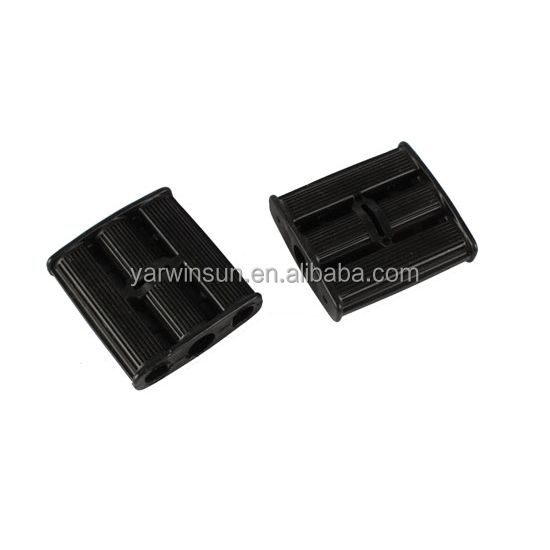 clutch pedal rubber rubber brake pads