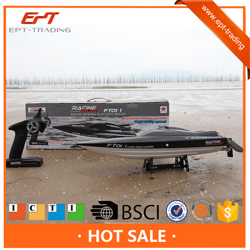 Big 2.4g remote control toy boat rc racing boat