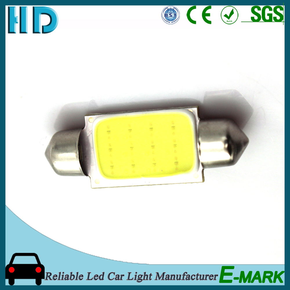 12v cob interior light car width lamp t10 car led light
