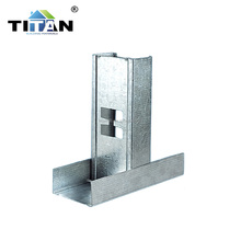 Hot Dipped Galvanized Gypsum Drywall Metal Stud