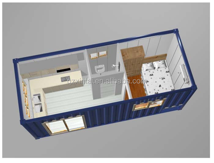 Flat pack mobile living house container,20ftFlat pack mobile living house container,20ft containe for cheap price china supplier