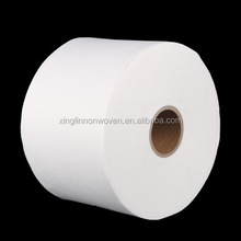 Guaranteed Quality Proper Price Wet Wipes Nonwoven Spunlace Raw Material Fabric Roll