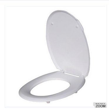 hot sale plastic pp toilet seats fancy toilet seat cover/U shape high quality plastic pp material toilet seat cover