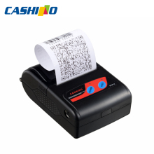58MM android smart phone mini bluetooth thermal restaurant bill mobile printer PTP-II