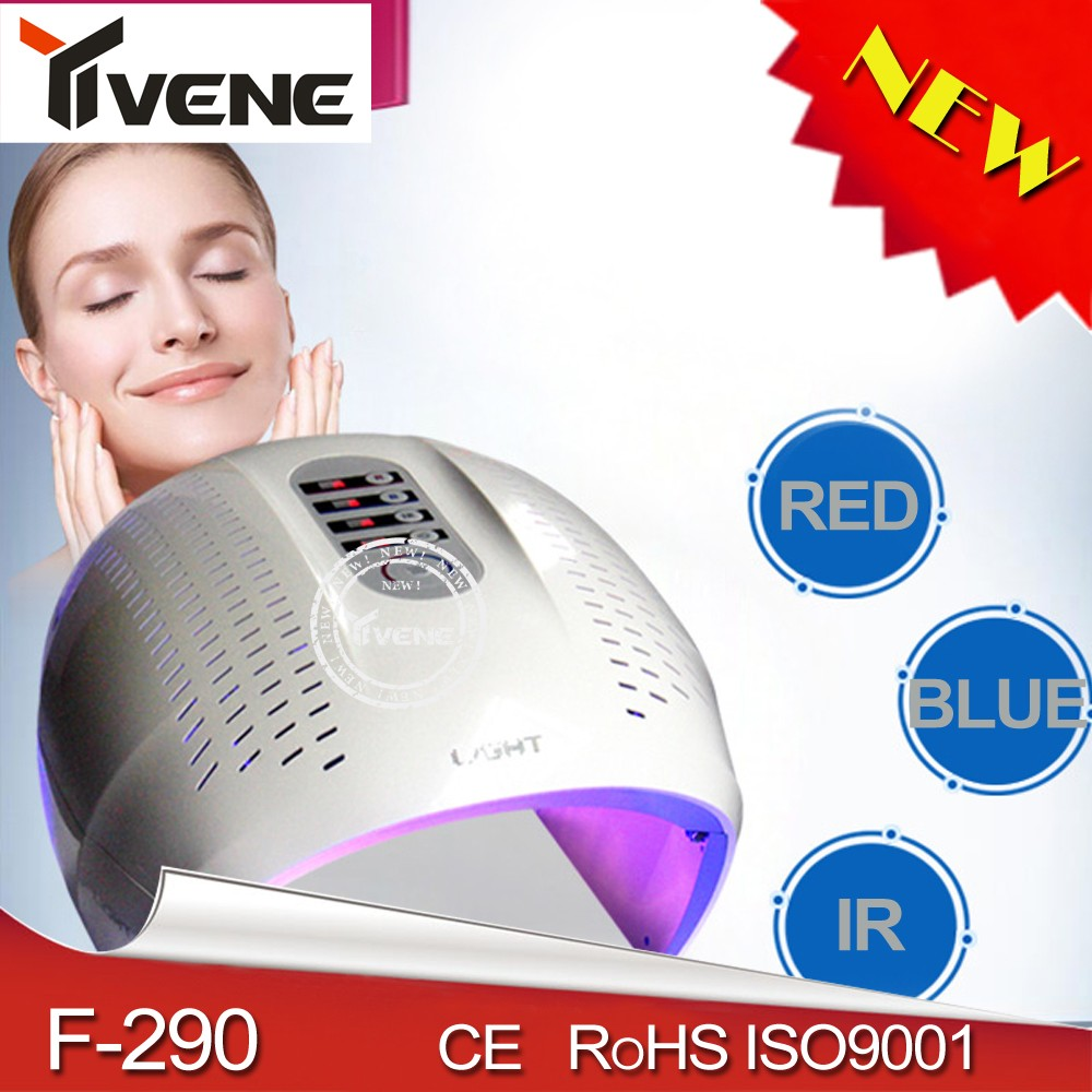 3 PDT Pores Minimize beauty equipment led machine for skin