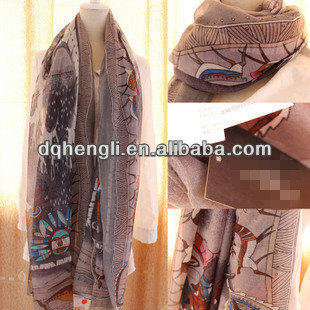 pashmina scarf and shawl