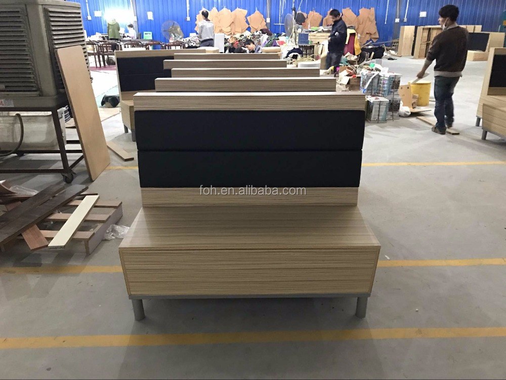 Wholesale Restaurant Furniture Restaurant Sofa Booth Seating (FOH-CBCK08)