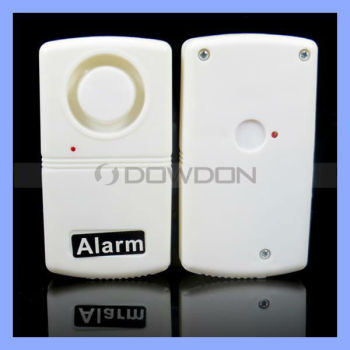 Single Glass Vibration Alarm Outdoor Indoor