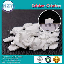 food grade Calcium Chloride anhydrous and dihydrate 74% 94%