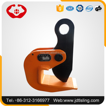 Steel plate lifting clamp as horizontal & reversal