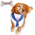 Pet accessories China Sailing Dog Scarf Clothes Pet Bandana for Extra Large Dog