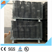 metal folding storage cage wire box canary cages for sale forklift safety cage