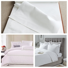 top class xinjiang cotton 400 thread count fabric for hotel textile