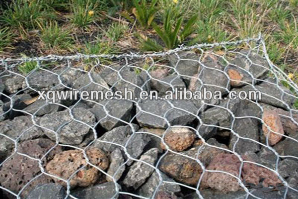 Heavy Zinc Coated Galvanized Steel Gabion Baskets/Gabion Box Wire Fencing