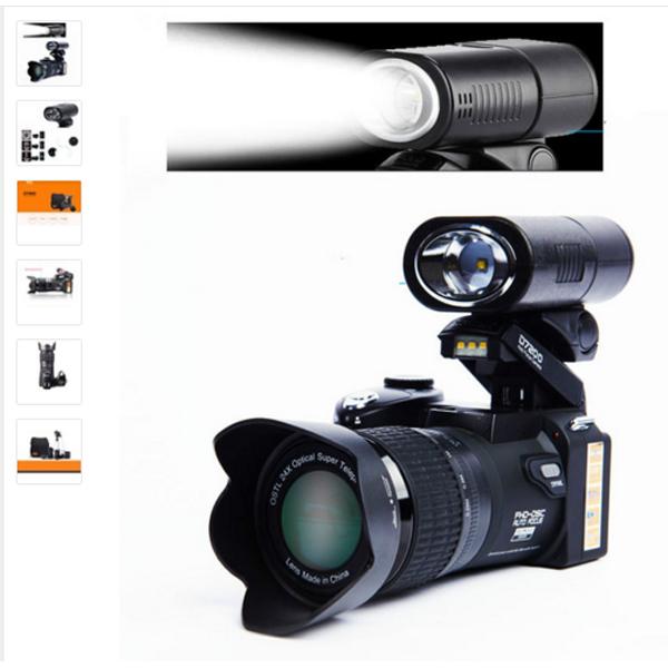 D7300 appareils photo numériques 33MP bon POLO caméras Zoom Téléobjectifs et 16X Objectif Grand Angle A MENÉ Le Projecteur Trépied - ANKUX Tech Co., Ltd