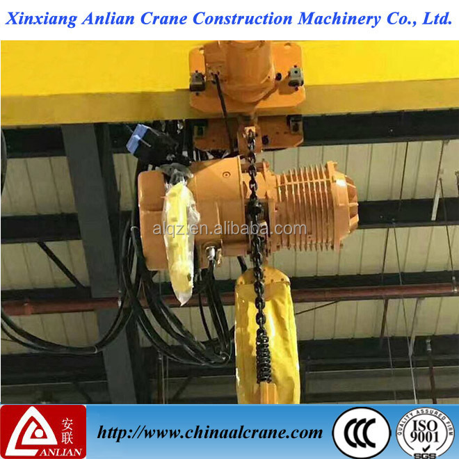 High quality Construction Elevator Electric Chain Hoist