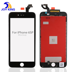 100% test ok lcd flex cable for iPhone 6s plus Cell phone parts screen for iphone 6S plus