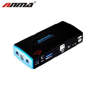 Emergency Auto Battery Booster Pack Vehicle Jump Starter