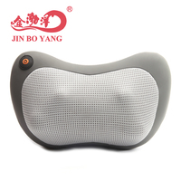 2018 HOT Sell Electric Car Head Neck Kneading Shiatsu Massage pillow with Heating
