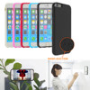 2016 fashion popular Anti Gravity Selfie Magical TPU PC Phone Case For iPhone 6 6S 6 Plus 5 5s With Nano Suction Technique