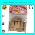 Good quality Wooden cloth pegs with best price