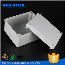 Seilsoul New Material Made Meter Enclosures, 170x140x95mm Indoor Outdoor Push On-off Switch Waterproof Boxes
