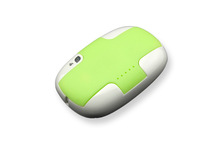 Top Selling on Alibaba built-in cable small Mouse shape cute portable power bank