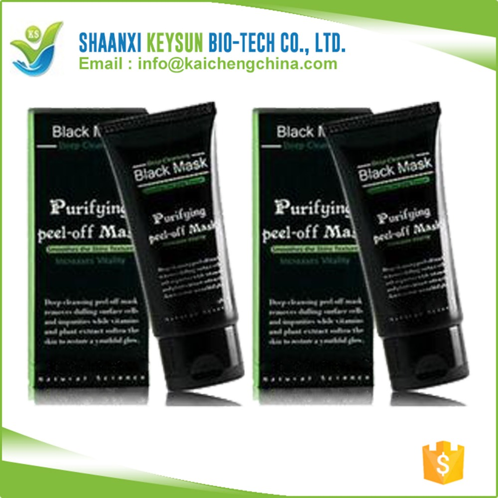 Hot Selling Deep Cleansing Black Mask Purifying Peel-off Mask Remover Blackhead Facial Nose Mask For Beauty Products