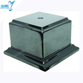 Wholesale Black Square Plastic Base For Trophy Gift