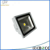 Directly factory sale portable 30w dimmable white waterproof led flood light