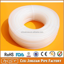Medical & Food Grade FDA Small Silicone Rubber Tube With Lower Price, Silicon Tube Hoses, Heat-Resistant 135 Degree Silicone Tub